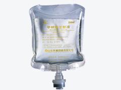 甲硝唑氯化钠注射液